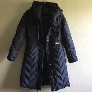 Tahari Down Puffer Coat